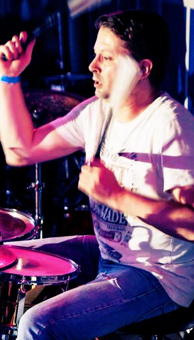Cedric Freppel, Drums, Eclectic Mayhem